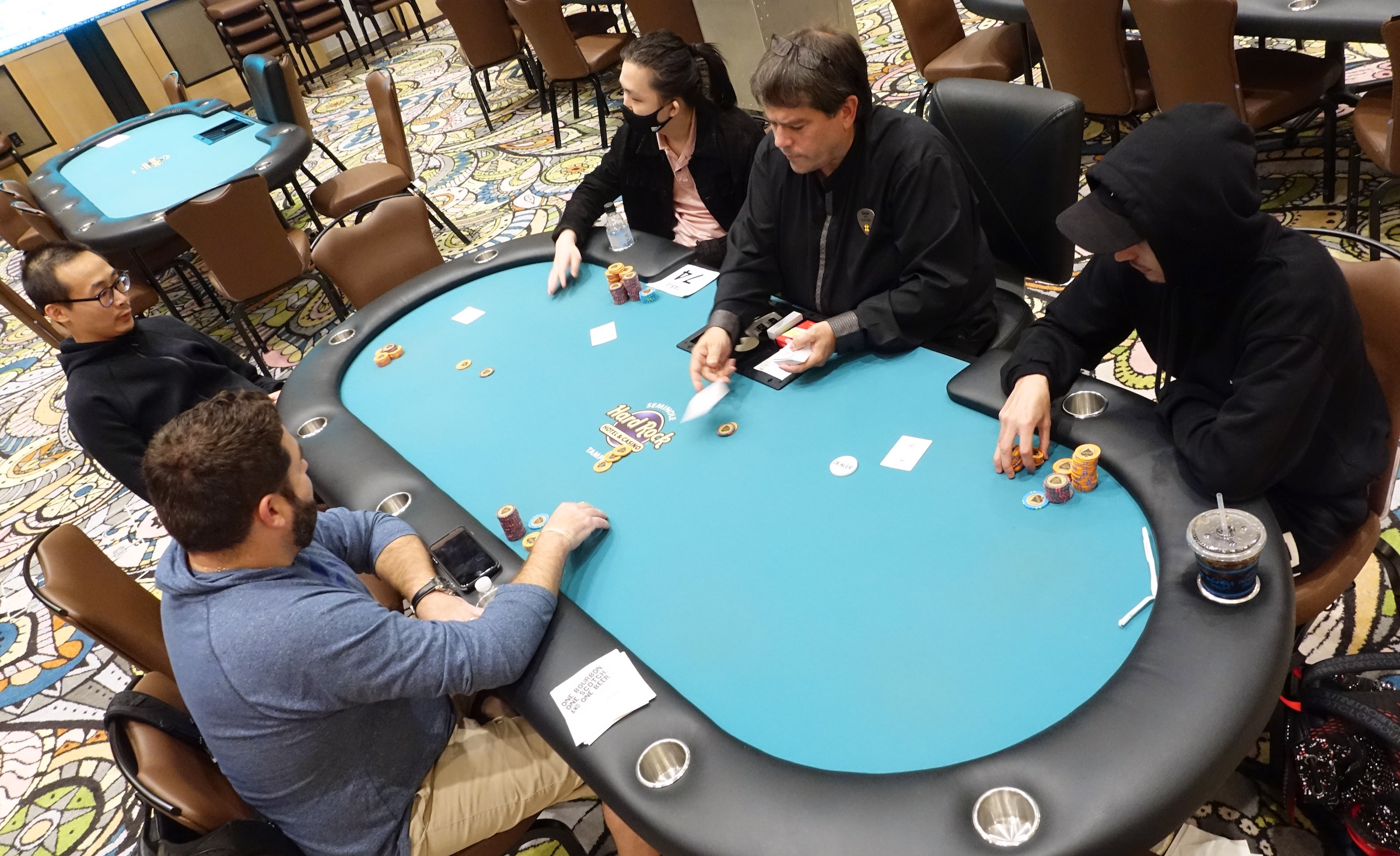 Event 21 - Final Four Players